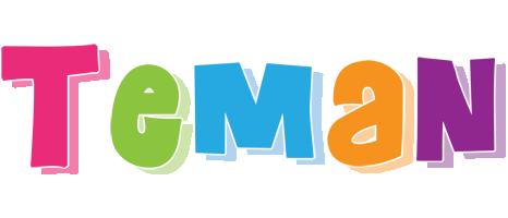 Teman friday logo