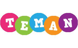 Teman friends logo