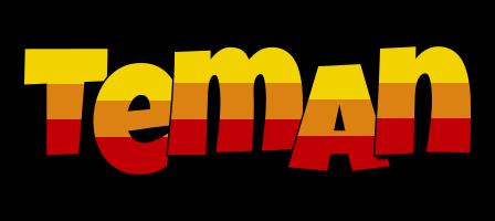 Teman jungle logo