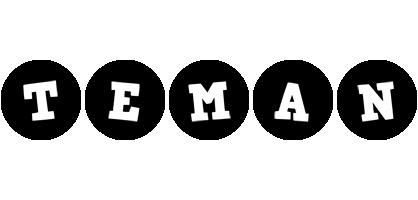 Teman tools logo