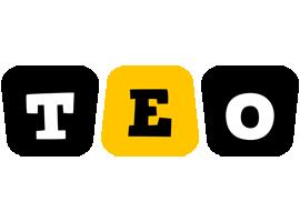 Teo boots logo