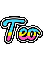 Teo circus logo