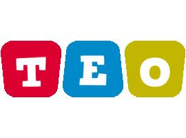 Teo daycare logo