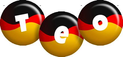 Teo german logo
