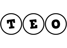 Teo handy logo