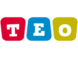 Teo kiddo logo