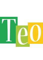 Teo lemonade logo