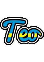 Teo sweden logo