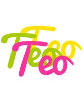 Teo sweets logo