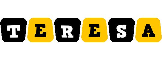 Teresa boots logo