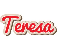 Teresa chocolate logo