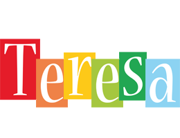 Teresa colors logo