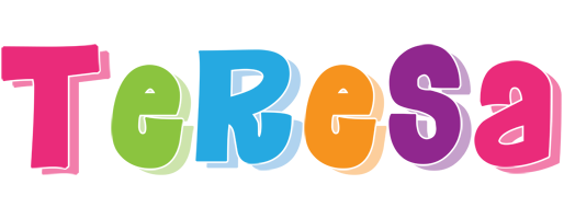 Teresa friday logo