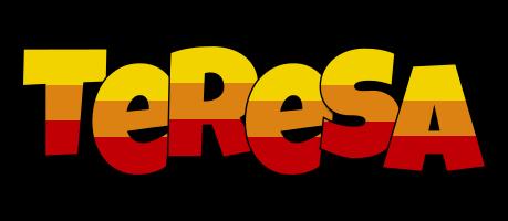 Teresa jungle logo