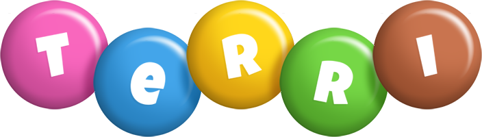 Terri candy logo