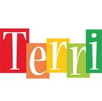 Terri colors logo