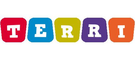 Terri daycare logo