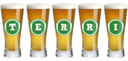 Terri lager logo