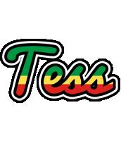 Tess african logo