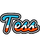 Tess america logo