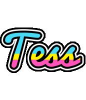 Tess circus logo