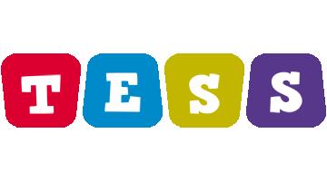 Tess daycare logo
