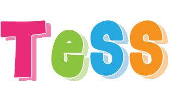 Tess friday logo