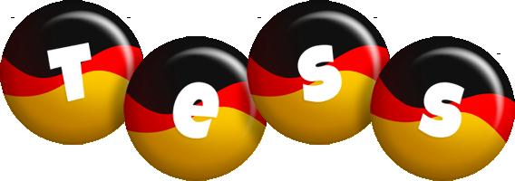 Tess german logo