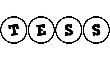 Tess handy logo