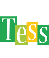 Tess lemonade logo