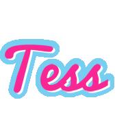 Tess popstar logo