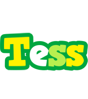 Tess soccer logo