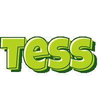 Tess summer logo