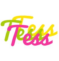 Tess sweets logo