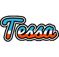 Tessa america logo