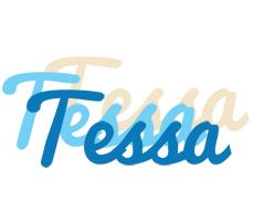 Tessa breeze logo