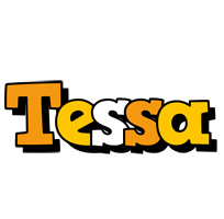 Tessa cartoon logo