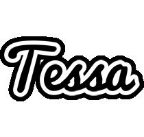 Tessa chess logo