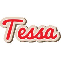 Tessa chocolate logo