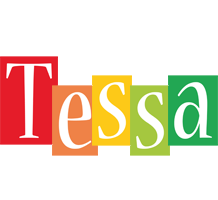 Tessa colors logo