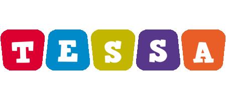 Tessa daycare logo