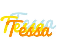Tessa energy logo
