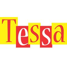 Tessa errors logo