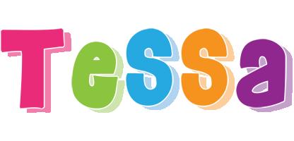 Tessa friday logo