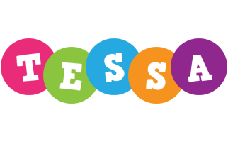 Tessa friends logo