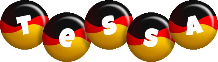 Tessa german logo