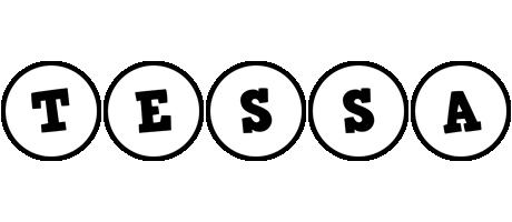 Tessa handy logo