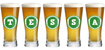 Tessa lager logo