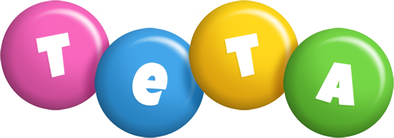Teta candy logo