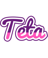 Teta cheerful logo